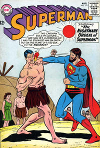 Cover Thumbnail for Superman (DC, 1939 series) #171