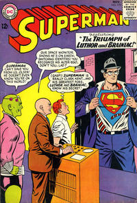 Cover Thumbnail for Superman (DC, 1939 series) #173