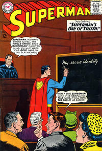 Cover Thumbnail for Superman (DC, 1939 series) #176