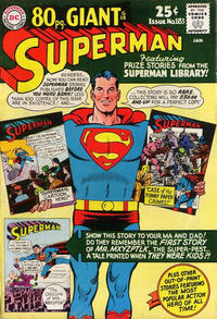 Cover Thumbnail for Superman (DC, 1939 series) #183