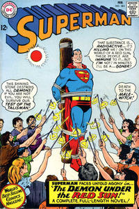 Cover Thumbnail for Superman (DC, 1939 series) #184