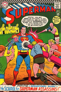 Cover Thumbnail for Superman (DC, 1939 series) #188