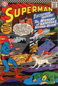 Cover Thumbnail for Superman (DC, 1939 series) #189