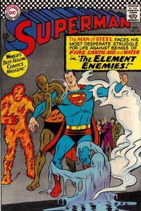 Cover Thumbnail for Superman (DC, 1939 series) #190