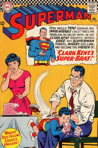 Cover Thumbnail for Superman (DC, 1939 series) #192