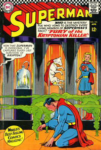Cover Thumbnail for Superman (DC, 1939 series) #195