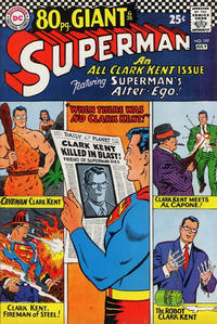 Cover Thumbnail for Superman (DC, 1939 series) #197
