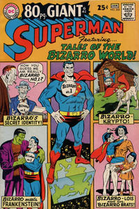Cover Thumbnail for Superman (DC, 1939 series) #202