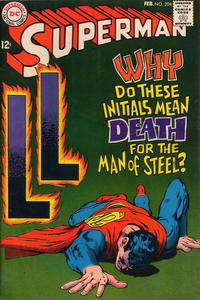 Cover Thumbnail for Superman (DC, 1939 series) #204