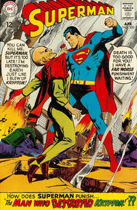 Cover Thumbnail for Superman (DC, 1939 series) #205