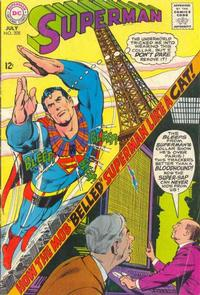 Cover Thumbnail for Superman (DC, 1939 series) #208