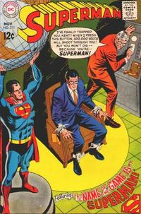 Cover Thumbnail for Superman (DC, 1939 series) #211
