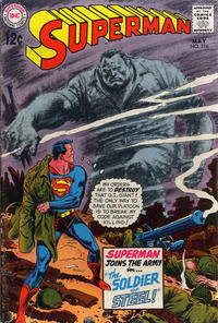 Cover Thumbnail for Superman (DC, 1939 series) #216