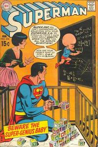 Cover Thumbnail for Superman (DC, 1939 series) #224