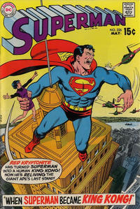 Cover Thumbnail for Superman (DC, 1939 series) #226