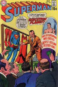 Cover Thumbnail for Superman (DC, 1939 series) #228
