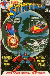 Cover Thumbnail for Superman (DC, 1939 series) #232