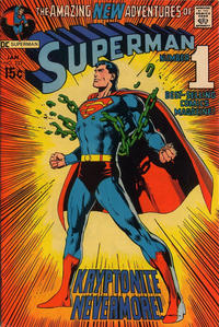 Cover Thumbnail for Superman (DC, 1939 series) #233