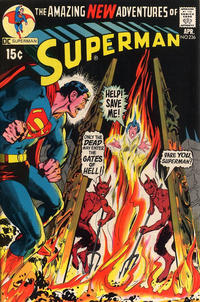 Cover Thumbnail for Superman (DC, 1939 series) #236