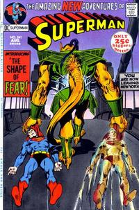 Cover Thumbnail for Superman (DC, 1939 series) #241