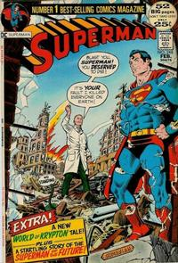Cover Thumbnail for Superman (DC, 1939 series) #248
