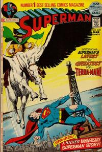 Cover Thumbnail for Superman (DC, 1939 series) #249
