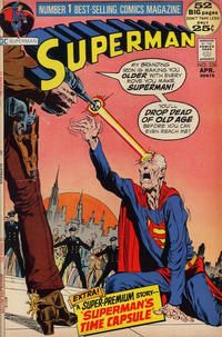 Cover Thumbnail for Superman (DC, 1939 series) #250