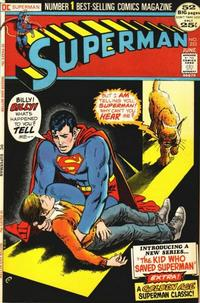 Cover Thumbnail for Superman (DC, 1939 series) #253