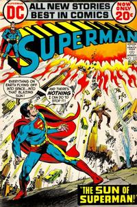 Cover Thumbnail for Superman (DC, 1939 series) #255