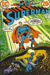 Cover Thumbnail for Superman (DC, 1939 series) #257