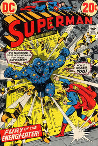 Cover Thumbnail for Superman (DC, 1939 series) #258