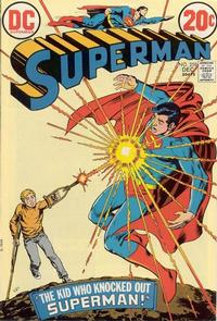 Cover Thumbnail for Superman (DC, 1939 series) #259