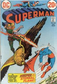 Cover Thumbnail for Superman (DC, 1939 series) #260
