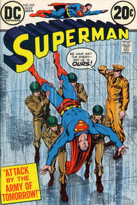 Cover Thumbnail for Superman (DC, 1939 series) #265