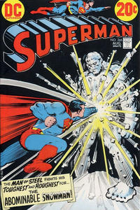 Cover Thumbnail for Superman (DC, 1939 series) #266