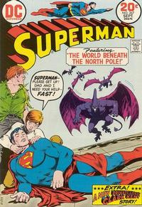 Cover Thumbnail for Superman (DC, 1939 series) #267