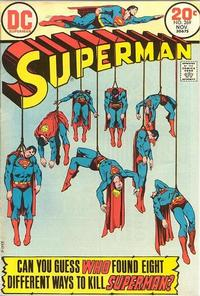 Cover Thumbnail for Superman (DC, 1939 series) #269