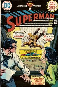 Cover Thumbnail for Superman (DC, 1939 series) #277