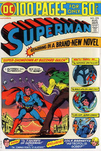 Cover Thumbnail for Superman (DC, 1939 series) #278