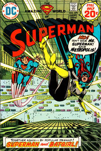 Cover Thumbnail for Superman (DC, 1939 series) #279
