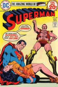 Cover Thumbnail for Superman (DC, 1939 series) #281