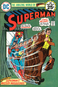 Cover Thumbnail for Superman (DC, 1939 series) #283