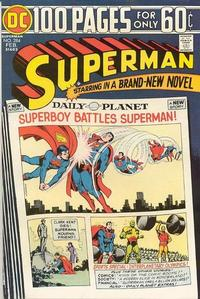 Cover for Superman (DC, 1939 series) #284