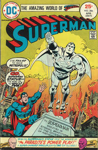 Cover Thumbnail for Superman (DC, 1939 series) #286