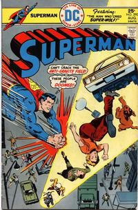 Cover Thumbnail for Superman (DC, 1939 series) #290