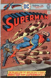 Cover Thumbnail for Superman (DC, 1939 series) #291