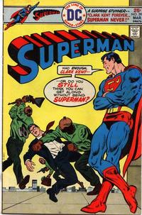 Cover Thumbnail for Superman (DC, 1939 series) #297