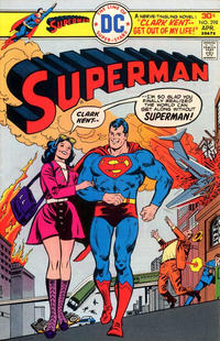 Cover for Superman (DC, 1939 series) #298