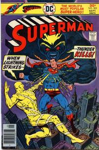 Cover Thumbnail for Superman (DC, 1939 series) #303