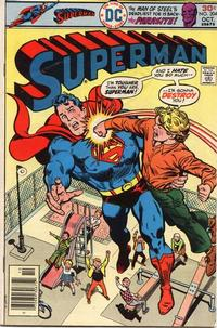 Cover for Superman (DC, 1939 series) #304